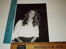 Rare Original VTG Gorgeous Young Actress Model Brooke Shields Ed Geller Photo