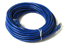 50FT 50 FT RJ45 CAT5 CAT5E Ethernet LAN Network Cable Blue Brand New 15M
