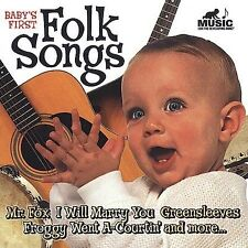 Baby's First: Folk Songs by Baby's First (CD, Apr-2007, St. Clair)