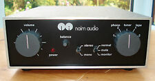 NAIM NON ORIGINAL FRONT FACSIA NAC 32.5 and 32 - FREE POST WORLD WIDE!!!!