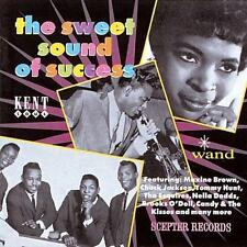SWEET SOUND OF SUCCESS Various Artists NEW & SEALED NORTHERN SOUL  60s CD (KENT)