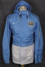NIKE MANCHESTER CITY SMART CASUAL FOOTBALL JACKET MENS MEDIUM BNWT NEW
