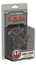 Star Wars-X-Wing-Game-HWK 290-Expansion Pack-Tabletop-new-engl.-very rare