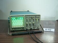 TEKTRONIX 2431L DIGITAL OSCILLOSCOPE 2x300MHz 250Ms/s *st H110