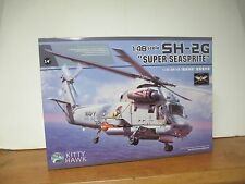 Kittyhawk Models # 80126 1/48 SH-2G Super Seasprite Helicopter Kit