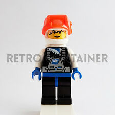 LEGO Minifigures - 1x sp018 - Ice Planet Astronaut - Space Classic Omino Minifig