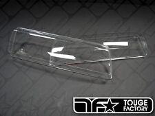 Circuit Sports Clear S13 Silvia Head Light Covers 240sx headlight JDM