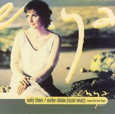 Enya Only Time Oiche Chiun (Silent Night) Us Cd