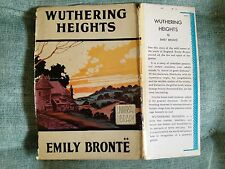 Wuthering Heights by Emily Bronte Universal Library Vintage Book Grosset&Dunlap