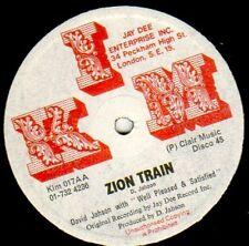 ZION TRAIN - David Jahson