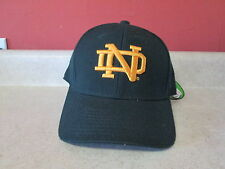 Adult Hat Notre Dame Fighting Irish NWT Zephyr Green NCAA Official Fitted 6 7/8