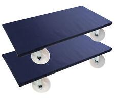Möbelroller 350x600 mm Möbelhund Transportroller Rollbrett 500 kg