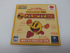 Nintendo Gamecube Club Nintendo PAC MAN VS. Game Japanese version  GC