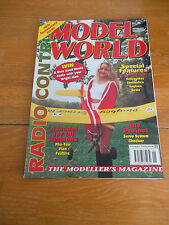 RADIO CONTROL MODEL WORLD MAGAZINE JAN 1994 AEROBATICS HELICOPTERS SERVO-SYSTEM