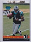 CAM NEWTON #1 Donruss RATED ROOKIE FOOTBALL CARD Carolina Panthers 2011 NFL RC!