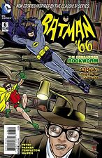 Batman `66 #6 (NM) `14 Parker/ Peyer/ Templeton