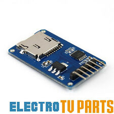 Micro SD Board Reader TF Storage Card Memory Shield Module SPI Arduino RAS Pi UK