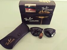 NEW NOS VINTAGE RAY BAN G15 1992 OLYMPIC GAMES SUNGLASSES B&L USA VTG VERY RARE
