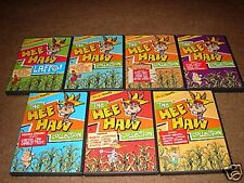 Hee Haw 7 DVD Collection 12 Episodes + Laffs OUT OF PRINT Country Music & Comedy
