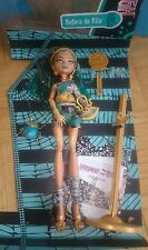 Monster High Puppe Nefera de Nile samt OVP und Ring! Complete doll with ring