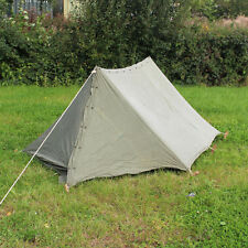 Original US Pup Tent Set - Genuine American Shelter Soldier Field Gear Army
