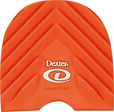 Dexter Bowling Shoes Replacement Heel #1 ORANGE Ultra Brakz Size SMALL
