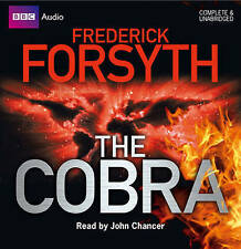 The Cobra by Frederick Forsyth - audio CD, unabridged (2010) NEW, SEALED