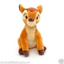 NUOVO Disney Store Bambi Piccolo Morbido Peluche Bean Bag Toy