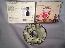 CD SOUNDTRACK The Sound Of Music (JULIE ANDREWS) CH CANADA