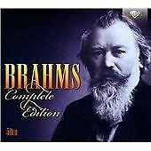 BRAHMS: COMPLETE EDITION NEW & SEALED
