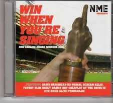 (FP612) NME: Win When You're Singing - 2001 CD