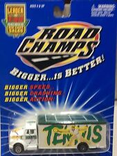 Tennis Delivery Step Van Truck Road Champs FREE SHIPPING 1/43