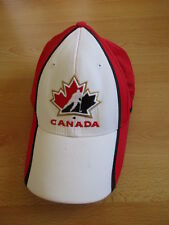 casquette Hockey CANADA vintage Nike Taille Unique