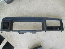 95-98 Jeep Grand Cherokee Limited laredo Dash Trim Speedo Gauges Radio Bezel OEM