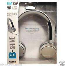 CASQUE AUDIO B SHINE ECOUTEURS ROTATIFS PC TABLETTE SMARTPHONE