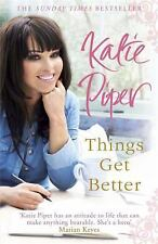 Things Get Better, Piper, Katie, New Books