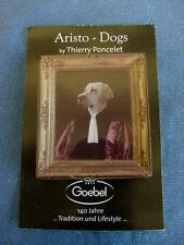 GOEBEL THIERRY PONCELET ARISTO DOG FRIDGE MAGNET THE ADVOCATE (LAWYER SOLICITOR)