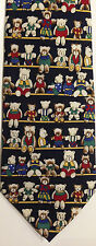 TEDDY BEARS NECKTIE NEW MIXED BEARS ON THE SHELF TOYS COLLECTORS STUFFED