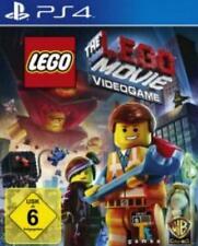 Playstation 4  The LEGO Movie Videogame Deutsch NEU