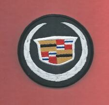 NEW 3 INCH CADILLAC IRON ON PATCH FREE SHIPPING