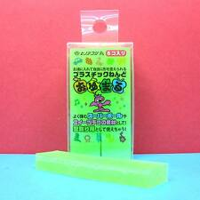 Oyumaru Modeling Compound Moulding Stick [Light Green] 6pcs/set