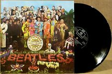 UK IMPORT REMASTERED ROCK LP: THE BEATLES SGT. PEPPERS LONELY HEARTS Gate Fold