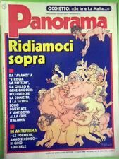 PANORAMA N°1350/1351 DEL 08/03/1992