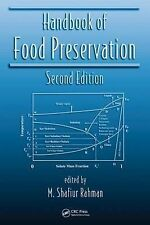 HANDBOOK OF FOOD PRESERVATION - 2nd Edition  Edited by Shafiur Rahman