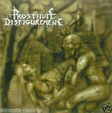 Prostitute Disfigurement - deeds of derangement, rare CD, Neuware