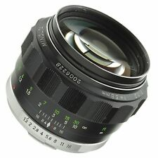 Minolta MC 58mm 1.2 Lens Beautiful Condition