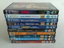 Walt Disney Movie Bundle of 10 DVDs Mixed Lot of old and modern