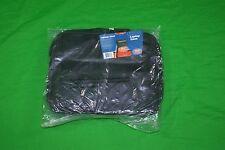 """Laptop Notebook Carry Bag Case Pouch w/ Shoulder Strap Black 15.4"""" CB100-BLK"""