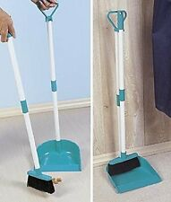Home-X Broom and Dustpan Set New
