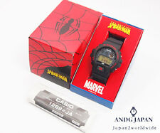 G-SHOCK Spider Man Limited DW-6900  collaboration red Japan very rare free ship